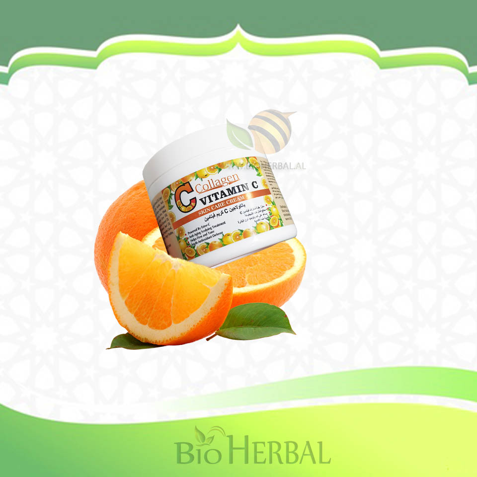 Krem Vitamine C - Collagen Vitamin C Cream