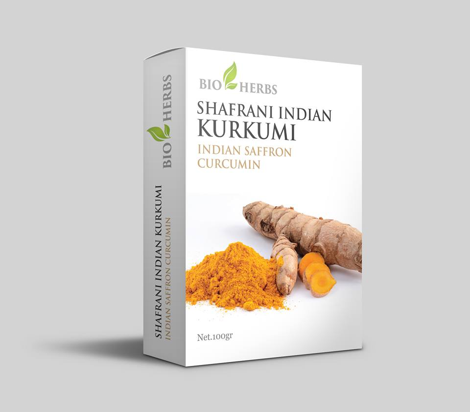 Shafrani Indian – Kurkumi